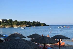 Read more about the article The Beach of Agia Pelagia in Crete Island