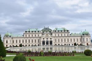 A Visit To The Belvedere Palace In Vienna