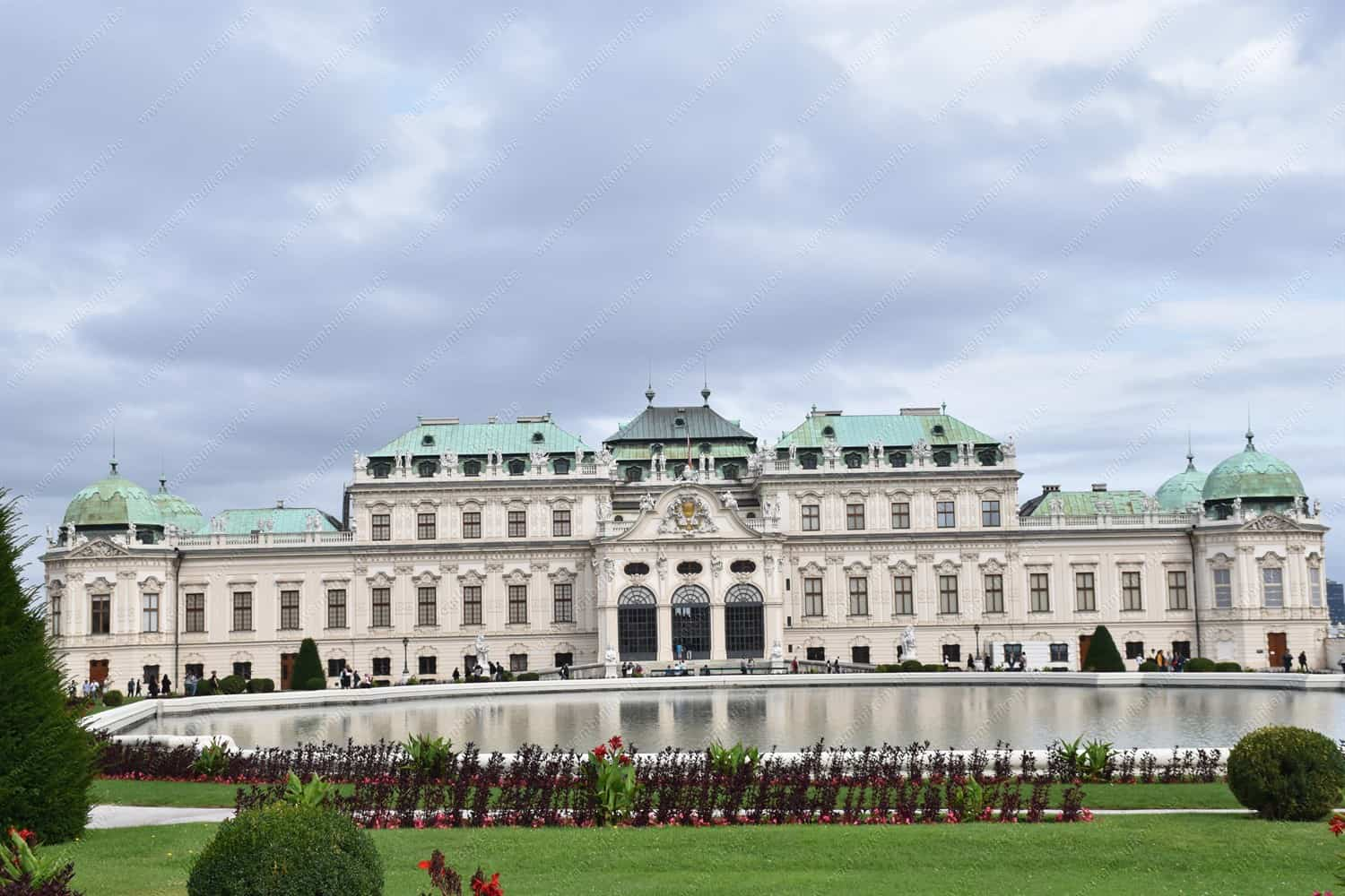 You are currently viewing A Visit To The Belvedere Palace In Vienna