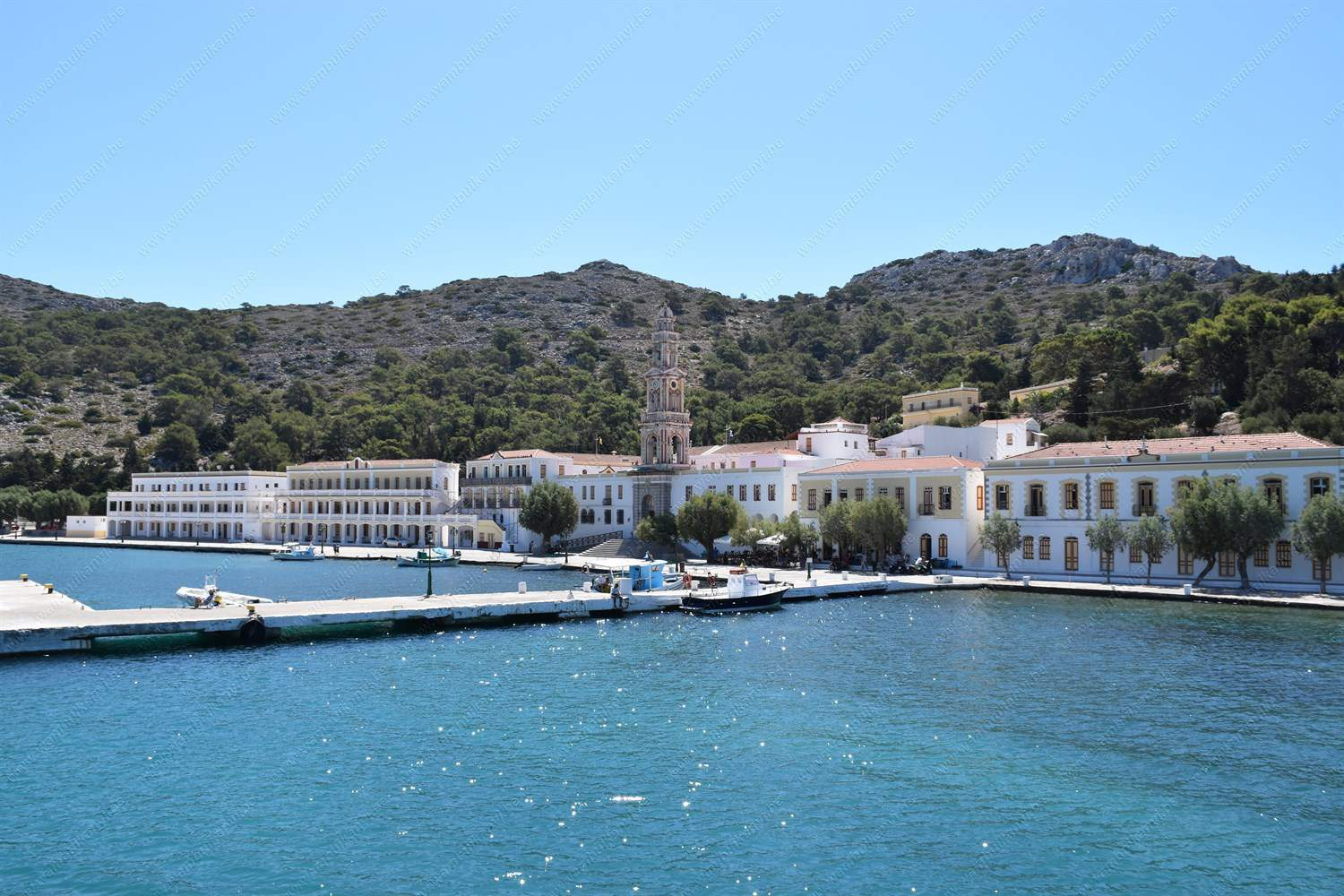 Boat Cruise to Symi Island, Greece