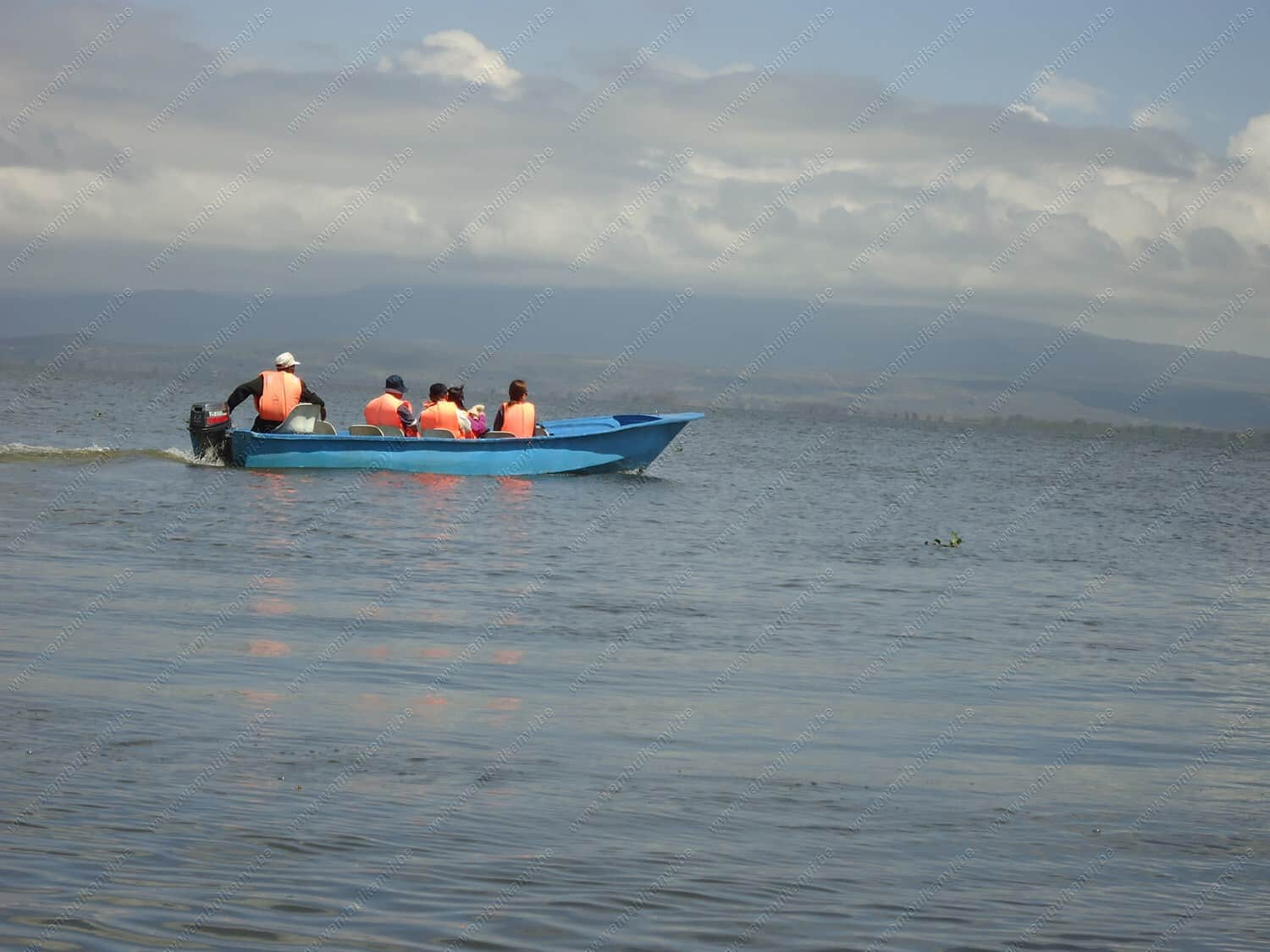 Lake Naivasha Boat Safari