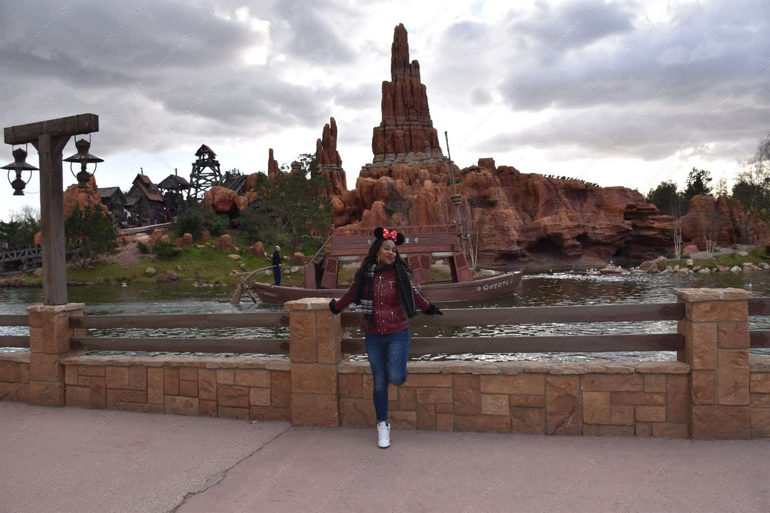 Read more about the article The Frontierland in Disneyland Paris
