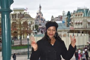 The Mainstreet USA Disneyland in Paris
