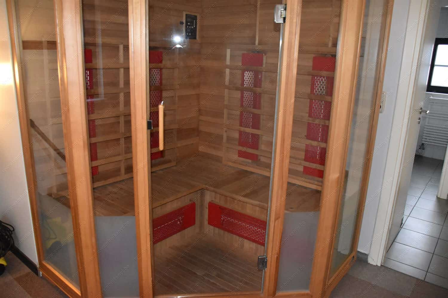 Sauna at the Sunparks Kempense Meren