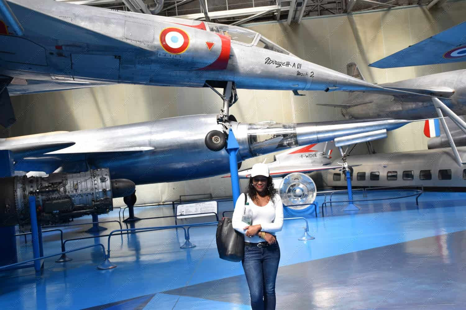Museum of Air and Space  in Paris