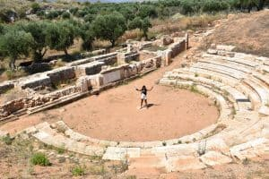 The Ancient City of Aptera, Crete