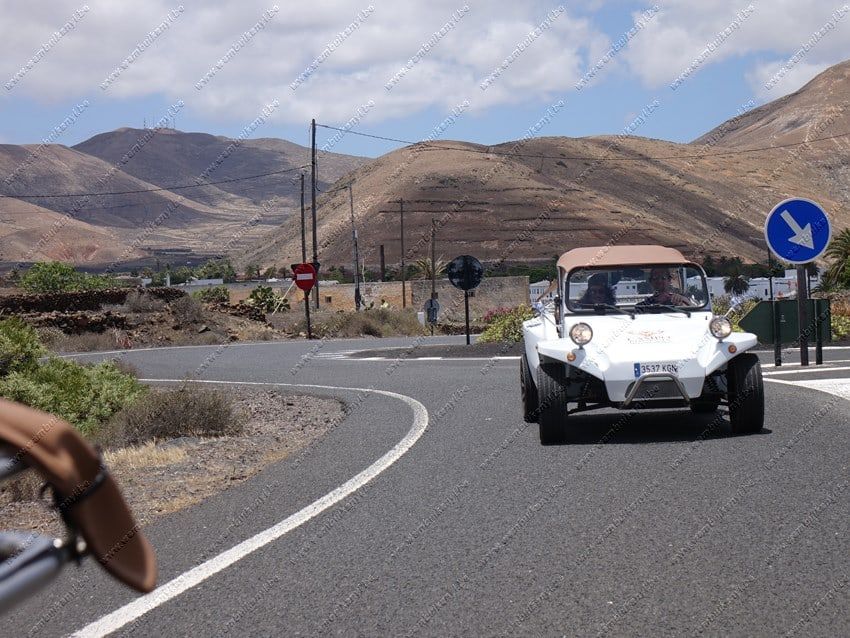 Buggies in Lanzarote Island